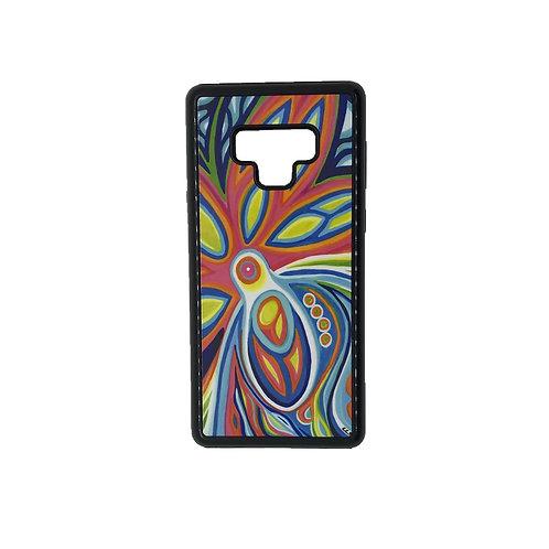 Samsung Galaxy Note 9 phone case - Receiving