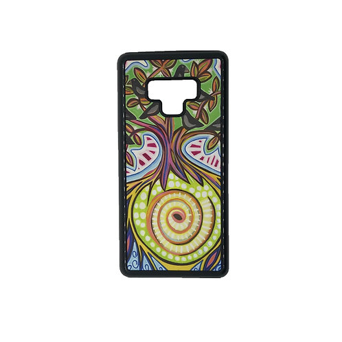 Samsung Galaxy Note 9 phone case - Blackbirds