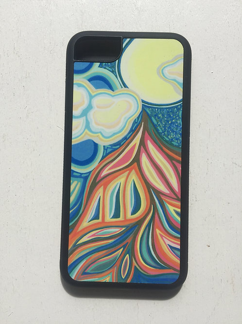 iPhone 7 or iPhone 8 phone case - Pull of the Moon