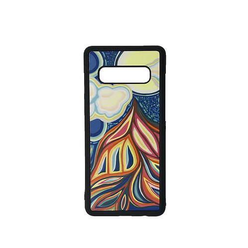 Samsung Galaxy S10+ phone case -Pull of the Moon