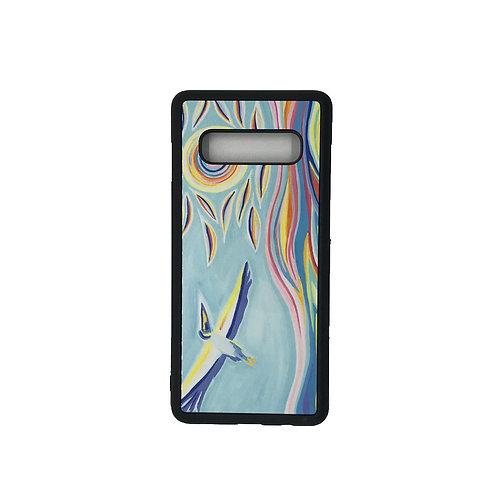 Samsung Galaxy S10+ phone case - Taking Flight