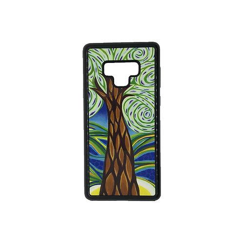 Samsung Galaxy Note 9 phone case - Green Tree