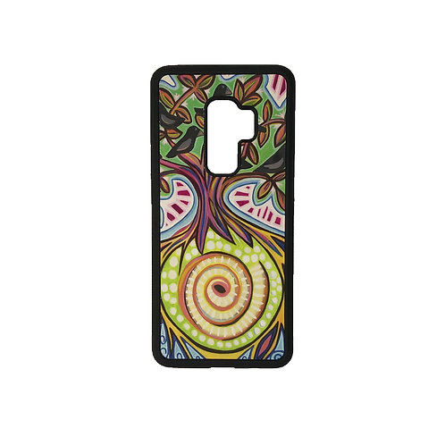 Samsung Galaxy S9 phone case - Blackbirds