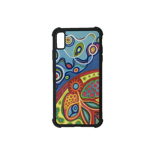 iPhone X Max phone case - Collective