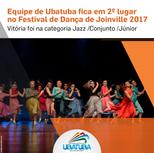 2º lugar em Joinville
