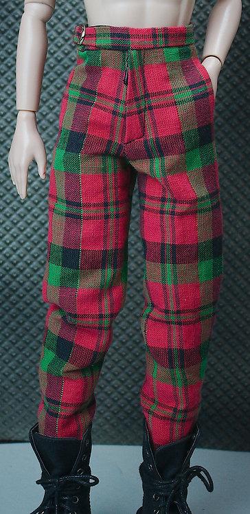 Rob plaid pants