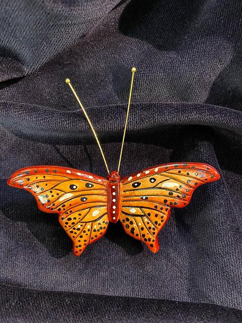 Wide wing orange