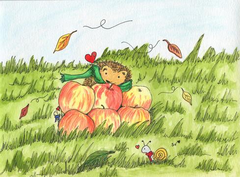 Autumn wind/Vento de Outono