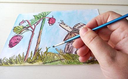 illustrations sara neves