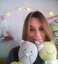 Sara Neves handmade dolls