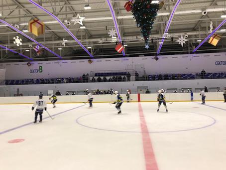НХЛ 40+ Химик VS Сигма