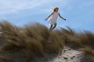 communiefoto's aan belgische kust