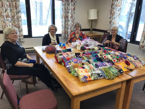 Missions Team with Memory Muffs