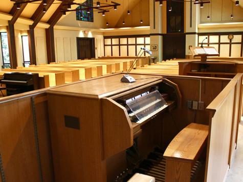 Main Pipe Organ
