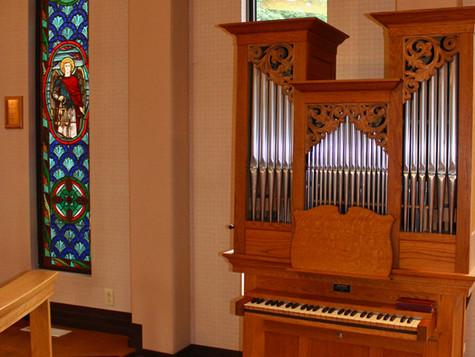 Chapel Pipe Organ