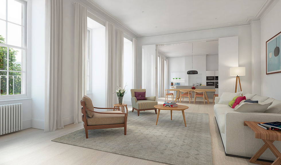 Redevelopment of Somerset Place, Bath