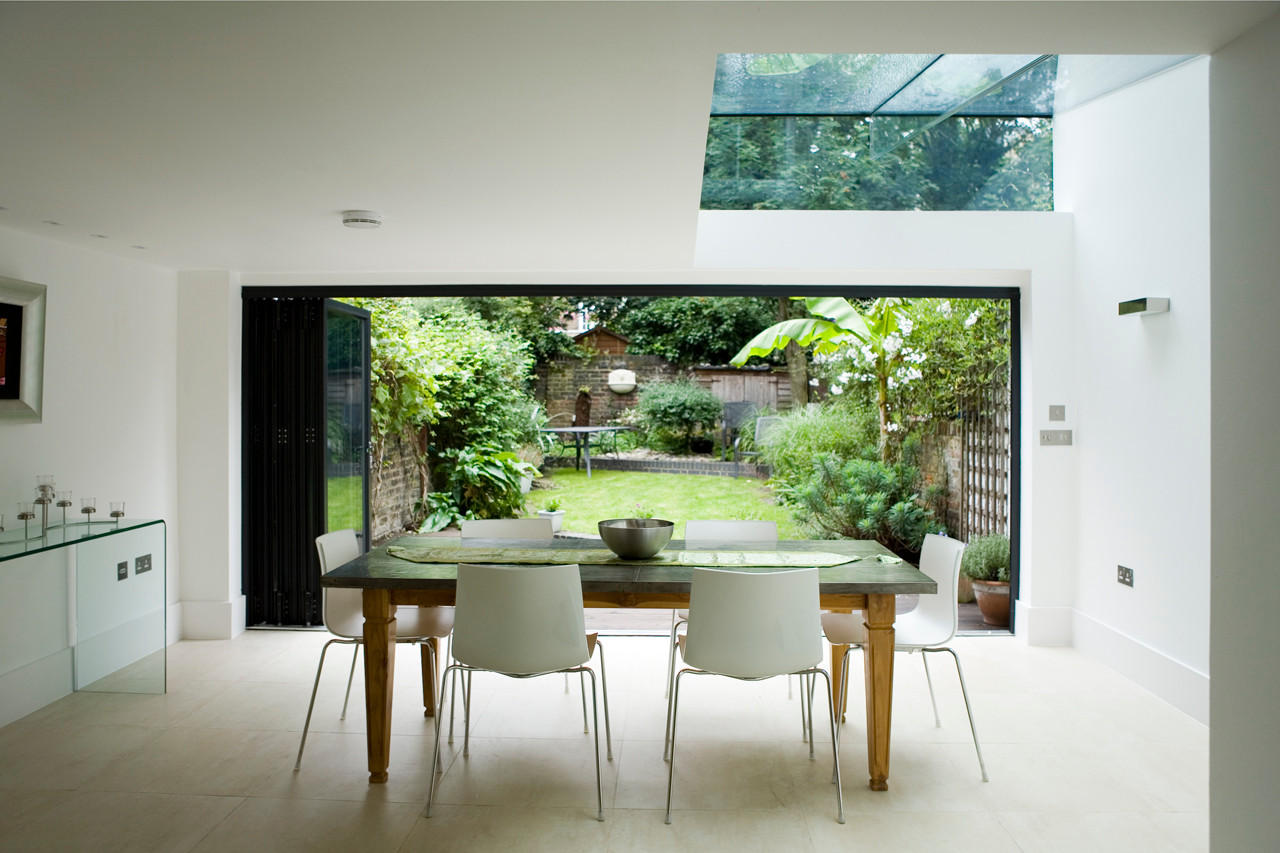 Stoke Newington house extension