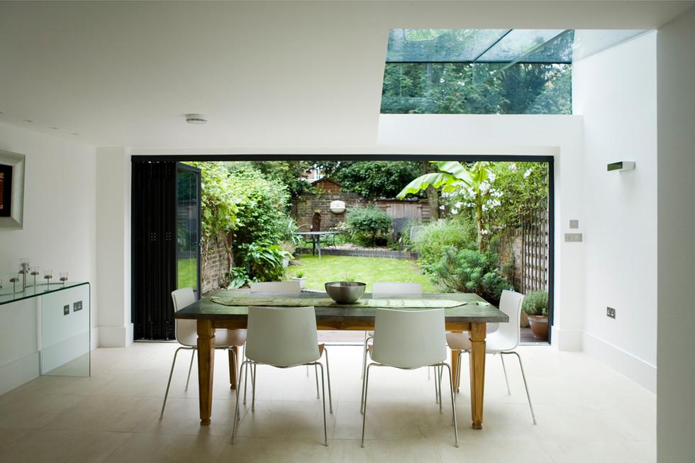 Stoke Newington house extension