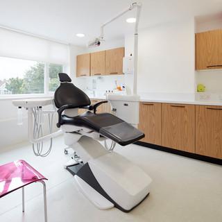 Ewell Orthodontics refurbishment and extension
