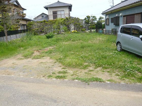 【売地】銚子市海鹿島町・宅地
