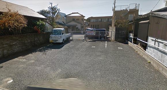 【駐車場】銚子市橋本町No,2