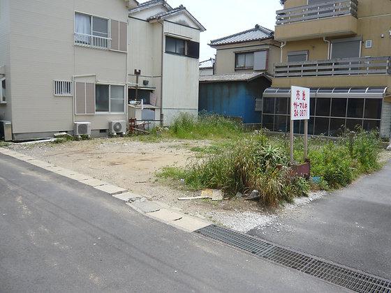 【売地】銚子市港町・宅地