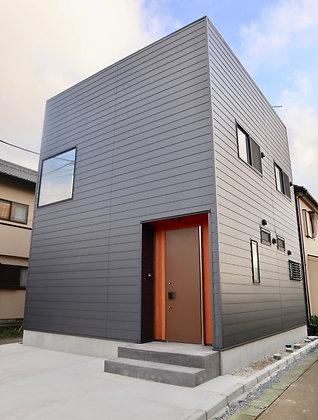 【中古・未入居住宅】清川町公園が一望できる家
