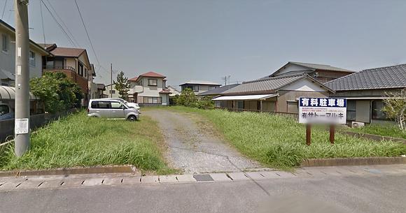 【駐車場】銚子市栄町