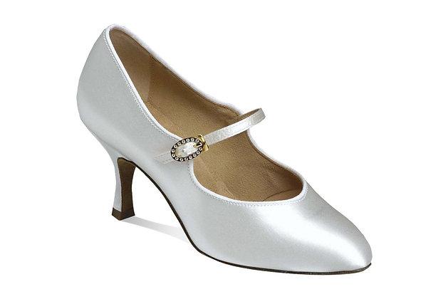 Style 1012 - White Satin