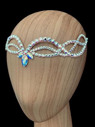 JLH513 Crystal AB Head Pieces