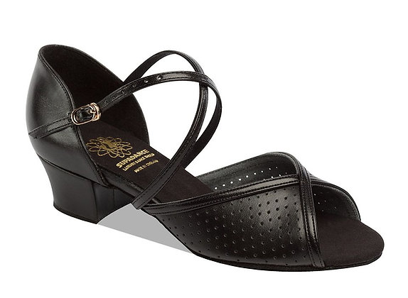 Style 1226 - Black Leather / Perforated