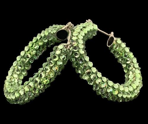 DSC - Peridot Earrings