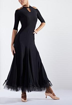 Revolution Black Ballroom Dress