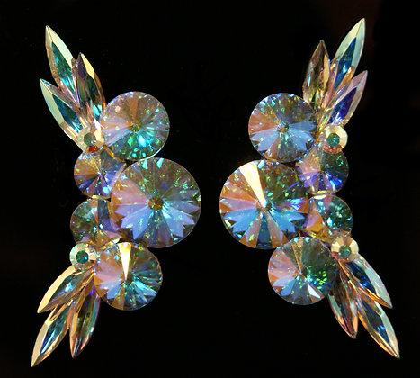 FC110 Swarovski Earrings