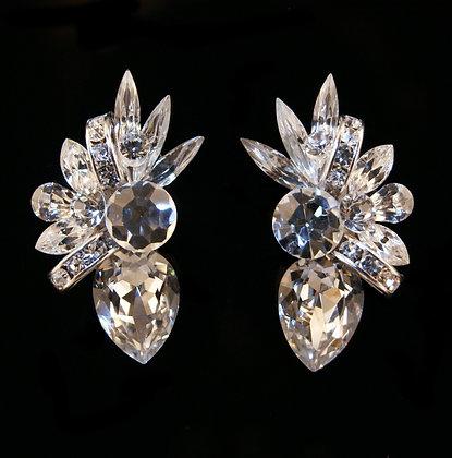 FC157 Swarovski Crystal Earrings