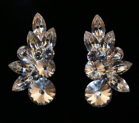 FC156 Swarovski Crystal Earrings