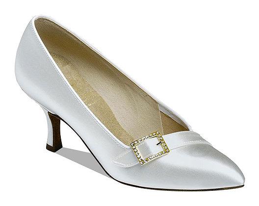 Style 1023 - White Satin