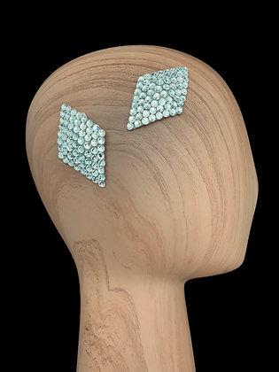 JHC - Crystal Hair Clips