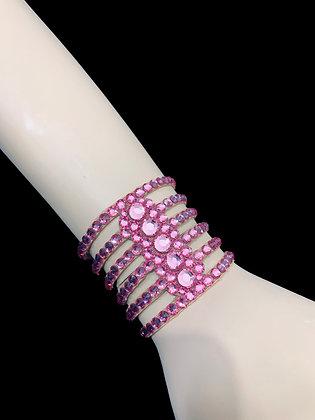 JLB08 - Rose Bracelet