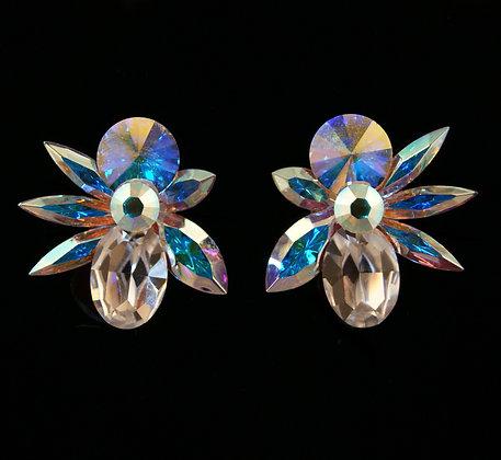FC109 Swarovski Earrings
