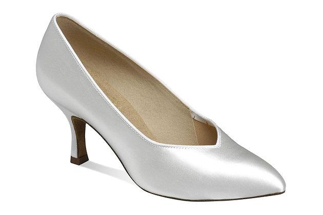 Style 1002 - White Satin