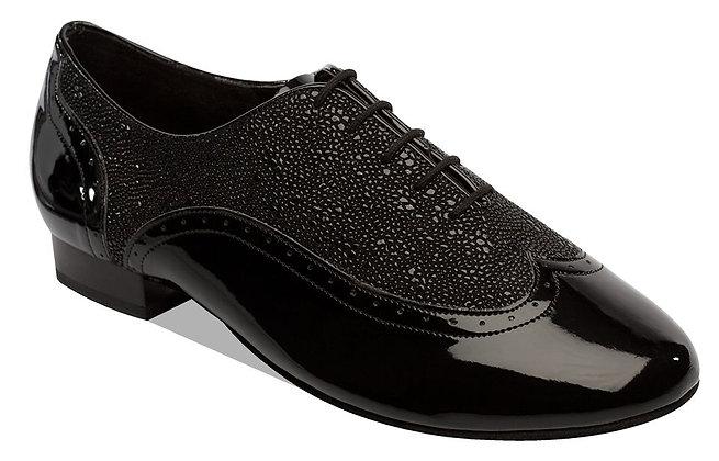 Style 6405 - Black Patent / Stingray