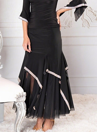 Dance America S920 Latin Skirt