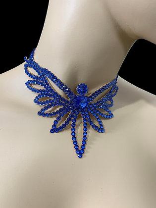 JLN06 - Sapphire Necklace