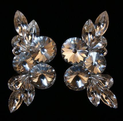 FC170 Swarovski Crystal Earrings