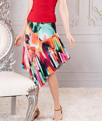 Dance America S904 Latin Skirt
