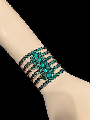 JLB08 - Emerald Bracelet