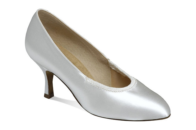 Style 1001 - White Satin