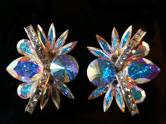 FC139 Swarovski Earrings