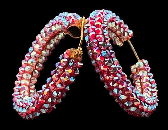 DSC - Siam AB Earrings